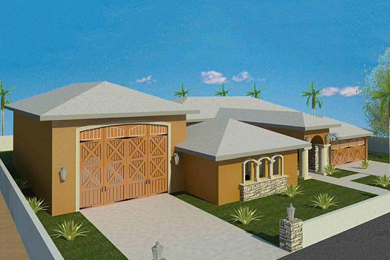 Ash Residence Elevation
