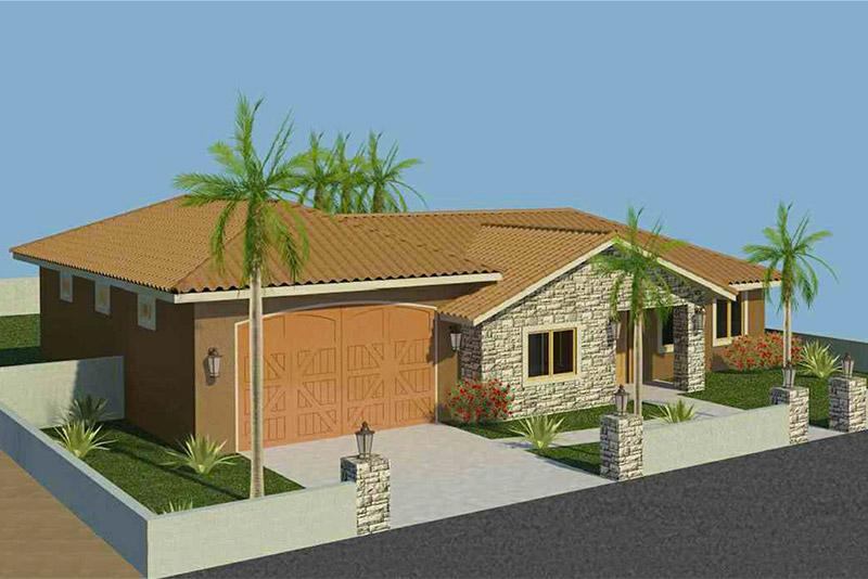 Sage Residence Elevation